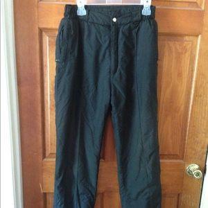 SALE 🎈Sportina Ladies Black Snowpants